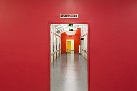 felix platter spital : emyl – innenarchitektur und szenografie, basel, Innenarchitektur ideen